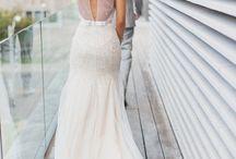 Wedding dress / a line wedding dresses, a pink wedding dress, wedding dress, wedding dress ball gown