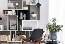 offices, skandinavian design