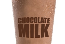 MI Chocolate Milk / Who knew there were so many ways to enjoy chocolate milk? It's delicious, fun to drink and a great sports-recovery beverage. Find out more at choosechocolatemilk.com.  / by Milk Means More