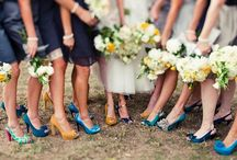Chic Bridal Party / by Cairns Wedding Planner