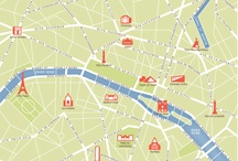 Illustrated Maps / by Catherine Madden LLC
