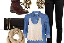 Polyvore / by Allison Baswell