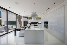 Kuchyně / Kuchyňský kout - jídelna - obývák