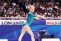 gymnastics / by JenniC