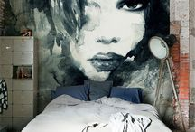 cool water paint walls