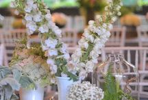 Flowers / flowers for wedding ceremony, reception, etc.