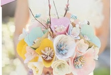 bouquets. / This is to collect ideas for my collective with D. Rims