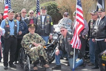 Patriot Guard Riding in Michigan / by Teresa Solwold