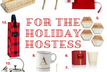 Holiday Gift Ideas / Gift ideas from Boston Chic Party dot com