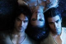 The Vampire Diaries /Cast