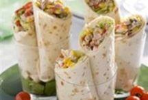 Wraps met tonijnsalade een snelle en lekker slank luchs