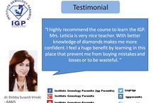 Testimonial / What they said about us www.agl-igp.com