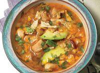 Soups Up / Soup recipes.