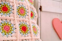 Pam's ideas for crochet and knitting