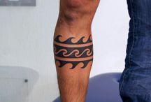 Tribal dövme