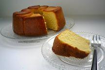 κέικ κρέμα γαλακτος