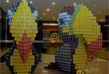 2013 Canstruction Local Winners / Winners of Canstruction 2013 Local Competitions, entered into the Canstruction International Competition