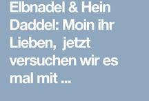 Elbnadel & Hein Daddel / Einfach mal versuchen ...