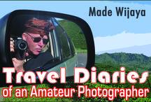 Travel Diaries Made Wijaya