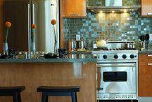 Kitchens Small and Stylish