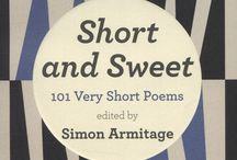 Short and Sweet... story and poetry collections and short novels