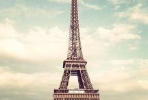 Paris / 8 famous places I would love to visit in Paris France.