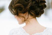 WEDDING: Hair & Bouquets