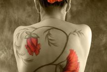 tattoos / by Andria Starr