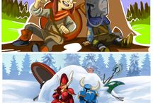 Shovel Knight!