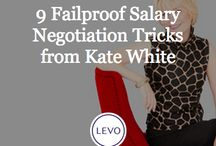 Salary Negotiation / Learn how to negotiate your way to the salary you deserve. Find interesting articles and blogs on the skills you need from those that have done it before you!