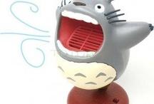 Totoro / by Katrina Westall