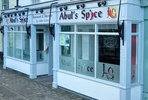 Places to Eat & Drink in Corwen / When staying at Corwen Old Police Station, you do not need to go far to find a meal