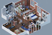 proiecte interior