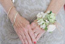 corsage casamento