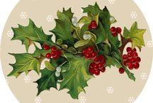 Christmas - illustrations