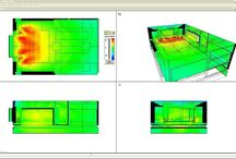 Acoustic Test & Design / A gallery showing some of our methodologies and approaches for acoustics projects.