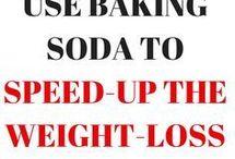baking soda dieet