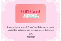 Special Promos / Coupons, Gift Cards, Free Delivery