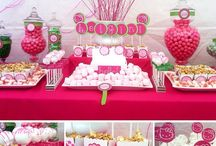 Girls Birthday Party / by Tara R