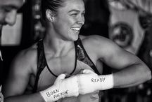 Ronda Rousey / Force Courage Combat