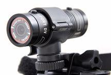 Bike Helmet Mini Camcorder Video Camera Car DVR, free shipping sale off