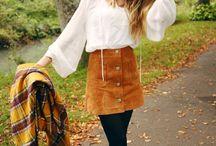 Autumn Fashion / Autumn fashion