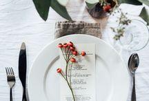 Partys/wedding ideas