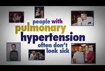 Pulmonary hypertension / by Patty Wooten