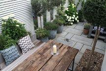 Neue Garten- und Hanggestaltung