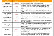 Health: Sports Workouts