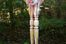 Tom Potocki Sculpture