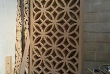 Patterns for wood
