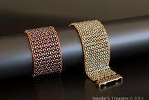 Beading - šité náhrdelníky