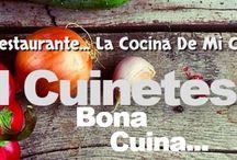 El Cuinetes / Bona Cuina!